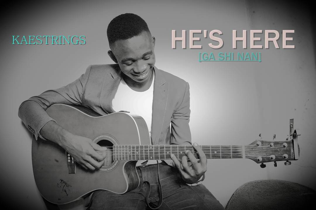 DOWNLOAD NEW MUSIC: GASHI NAN BY KAESTRINGS – The Memoirs of a Great